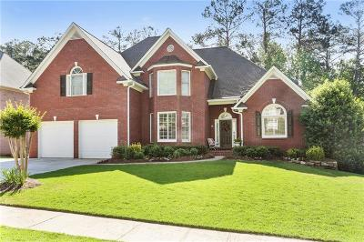 Acworth Single Family Home For Sale: 5874 Brookstone Walk NW