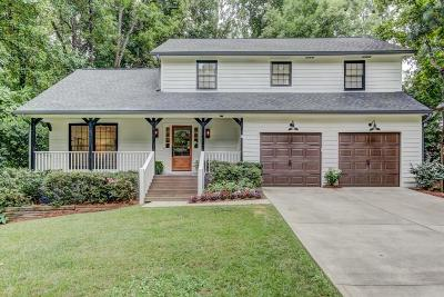 Dunwoody Single Family Home For Sale: 1809 Womack Road