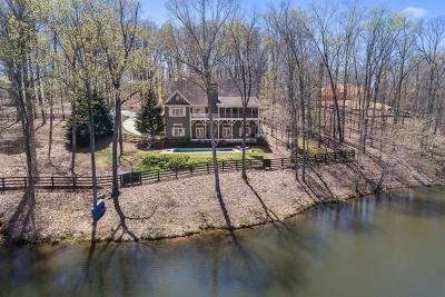 Cherokee County Single Family Home For Sale: 255 Iron Mountain Road