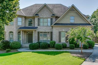 Lawrenceville Single Family Home For Sale: 1968 Alcovy Shoals Bluff