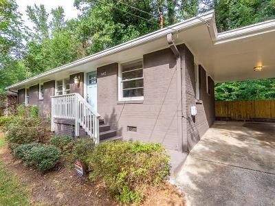 East Atlanta Single Family Home For Sale: 2602 Flagstone Drive