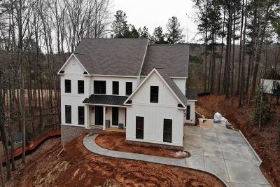 Alpharetta, Cumming, Milton, Johns Creek, Roswell Single Family Home For Sale: 1730 Highgrove Club Drive