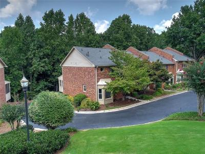 Peachtree Corners Condo/Townhouse For Sale: 6455 Windsor Trace Drive