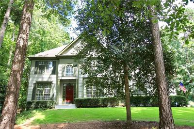 Fayetteville Single Family Home For Sale: 295 Inverness Shores Drive
