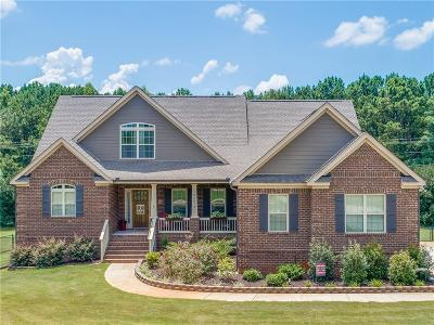 Locust Grove Single Family Home For Sale: 250 Canvasback Trail