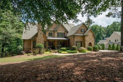 Milton Single Family Home For Sale: 2467 Hopewell Road
