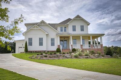 Milton  Single Family Home For Sale: 12700 Ebenezer Pond Court