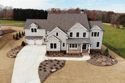 Milton Single Family Home For Sale: 12710 Ebenezer Pond Court