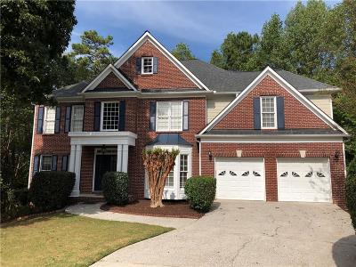 Johns Creek Single Family Home For Sale: 430 Eastbourne Way