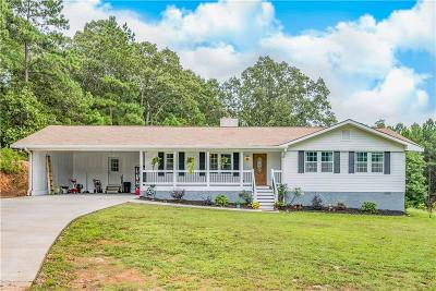 Carrollton Single Family Home For Sale: 1021 Cross Plains Road