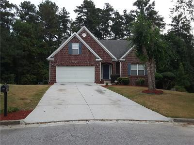 Grayson Single Family Home For Sale: 2552 Meadow Pond Trail