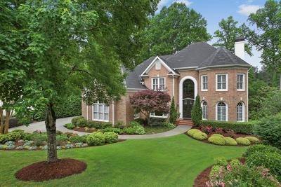 Milton  Single Family Home For Sale: 14505 Eighteenth Fairway