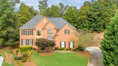 Alpharetta Single Family Home For Sale: 12545 Magnolia Circle