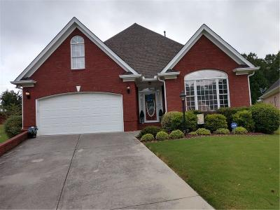 Snellville Single Family Home For Sale: 1610 Glenhurst Drive