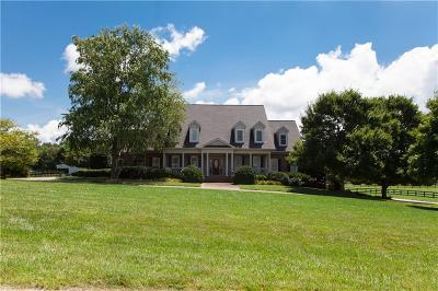 Cherokee County Single Family Home For Sale: 100 Soapstone Way