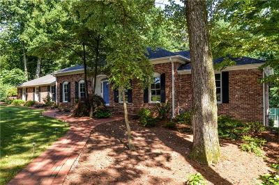 Sandy Springs Single Family Home For Sale: 1620 Northridge Drive
