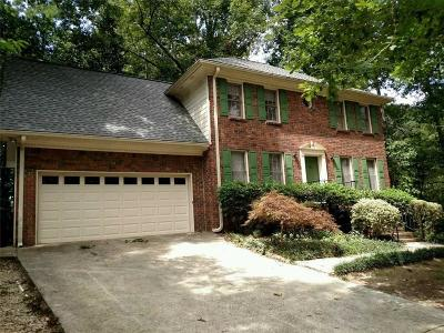 Grayson Single Family Home For Sale: 2220 Grayfield Drive