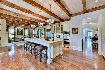 Single Family Home For Sale: 839 Middle Fork Trail