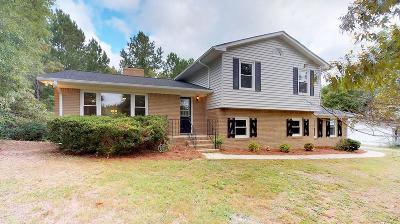 Rockmart Single Family Home For Sale: 1633 Grady Road