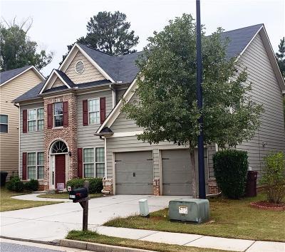 Single Family Home For Sale: 2577 Kolb Manor Circle