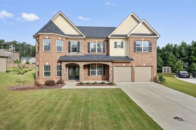 Powder Springs Single Family Home For Sale: 2373 Beringer Lane