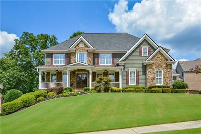 Cherokee County Single Family Home For Sale: 202 Gold Point Place
