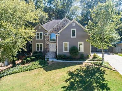 Acworth Single Family Home For Sale: 463 Gaillardia Way NW