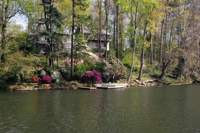 Marietta Single Family Home For Sale: 1959 Eastside Drive NE