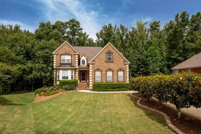 McDonough Single Family Home For Sale: 708 Stratton Drive