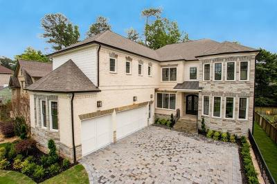 Brookhaven Single Family Home For Sale: 1325 Telford Drive
