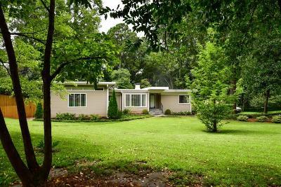 Atlanta Single Family Home For Sale: 2236 Melante Drive NE