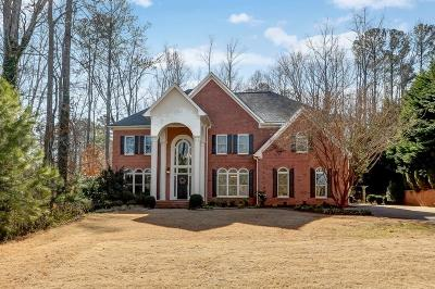 Milton GA Single Family Home For Sale: $714,500