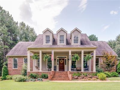 Locust Grove Single Family Home For Sale: 640 Burg Road