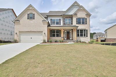 Snellville Single Family Home For Sale: 1671 Karis Oak Lane