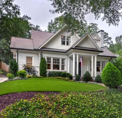 Single Family Home For Sale: 30 Northwood Avenue NE