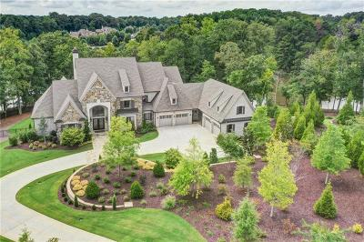 Alpharetta Single Family Home For Sale: 16070 Manor Club Drive