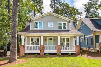 Decatur Single Family Home For Sale: 527 Sycamore Drive