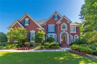 Snellville Single Family Home For Sale: 2284 Glenmore Lane