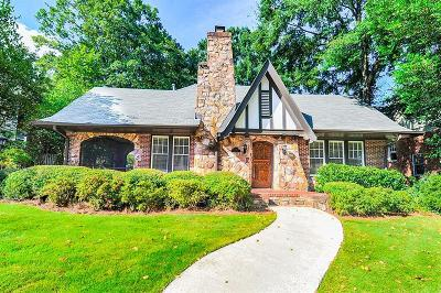 Garden Hills Single Family Home For Sale: 230 Bolling Road NE
