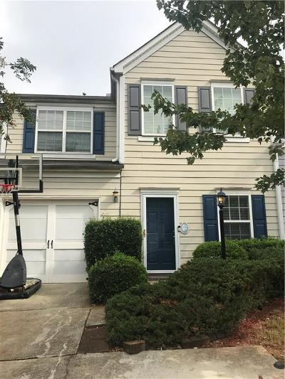 Canton Condo/Townhouse For Sale: 146 Spring Way Square
