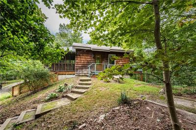 Talking Rock Single Family Home For Sale: 1277 Bull Gap Road
