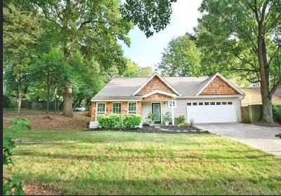 Single Family Home For Sale: 548 Deering Road