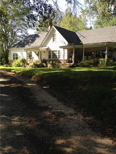 Cumming Single Family Home For Sale: 6718 Frix Road