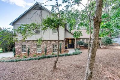 Roswell  Single Family Home For Sale: 580 Meadowglen Trail