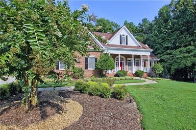 Milton Single Family Home Contingent-Due Diligence: 495 Champions View Drive
