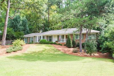 Sandy Springs Single Family Home For Sale: 6225 River Shore Parkway