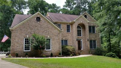 Conyers Single Family Home For Sale: 2911 Eagles Terrace