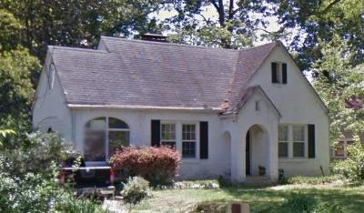 Atlanta Single Family Home For Sale: 493 Emory Circle NE