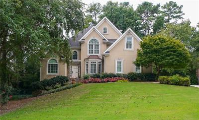 Smyrna Single Family Home For Sale: 4157 Ridgehurst Drive SE