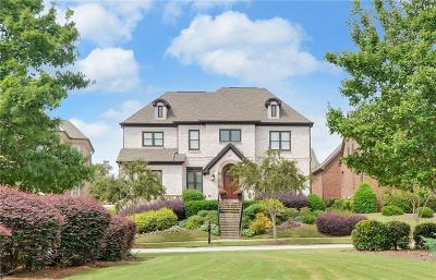 Braselton Single Family Home For Sale: 5849 Chickasaw Lane
